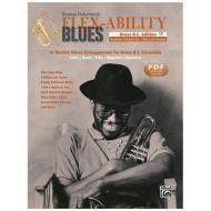 Hufschmidt, T.: Flex-Ability Blues – Brass Bassschlüssel (+PDF Download)