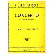 Klughardt, A.: Violoncellokonzert Op. 59 a-moll
