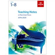 ABRSM: Teaching Notes on Piano Exam Pieces (2019-2020)