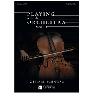 Schwarz, Otto M.: Playing with the Orchestra vol. 1 (+Online Audio)
