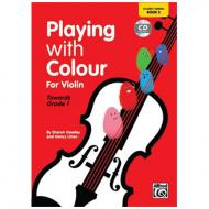 Litten, N. / Goodey, S.: Playing With Colour For Violin Vol.3 (+CD)