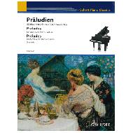 Schott Piano Classics – Präludien