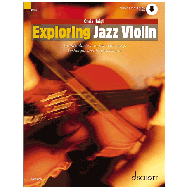 Haigh, Ch.: Exploring Jazz Violin (+Online Audio)