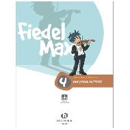 Holzer-Rhomberg, A.: Fiedel-Max. Der große Auftritt 4 für Violine (+Online Audio)