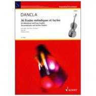 Dancla, J. B. Ch.: 36 Etudes mélodiques et faciles