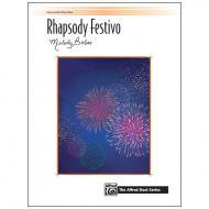 Bober, M.: Rhapsody Festivo