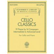 Cello Classics – 19 Pieces by 14 Composers