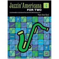 Rossi, W.-A.: Jazzin' Americana for two Book 4