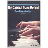 Heumann, H.-G.: The Classical Piano Method – Repertoire Collection Band 1