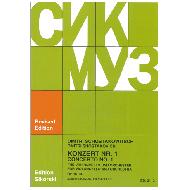 Schostakowitsch, D.: Violoncellokonzert Nr. 1 Op. 107