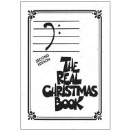 The Real Christmas Book – Bass Clef Edition