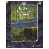 English Folk Tunes for Piano (+CD)