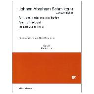 Schmikerer, J. A.: Musico-Instrumentalische Gemüths-Lust - Band I (Partita 1-4)