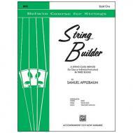 Applebaum, S.: String Builder Book One – Bass