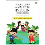 Folk Tunes of Malaysia – Klavierbegleitung