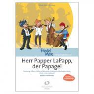 Holzer-Rhomberg, A.: Herr Papper LaPapp, der Papagei