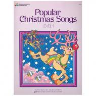 Bastien, J.: Popular Christmas Songs – Stufe 1