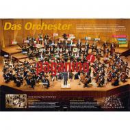 Poster: Das Orchester