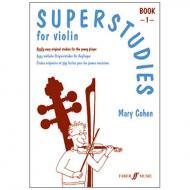 Cohen, M.: Superstudies – Book 1
