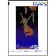 Teens on stage - Rimski-Korsakow, N.A.: Scheherazade