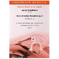 Scheiffelhut, J.: Musikalisches Klee=Blat op. 5 - Partie VII - IX