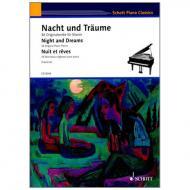 Schott Piano Classics – Nacht und Träume