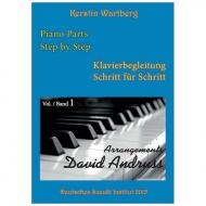 Wartberg, K./Andruss, D.: Schritt für Schritt – Klavierbegleitung Band 1