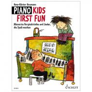 Heumann, H.-G.: Piano Kids First Fun