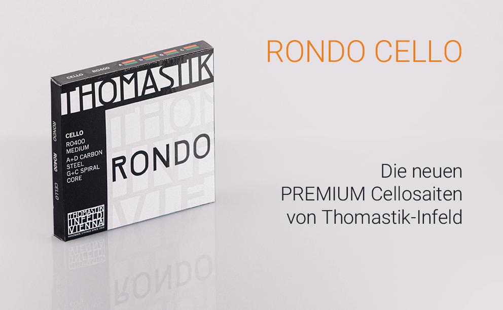 THOMASTIK Rondo Cellosaiten >