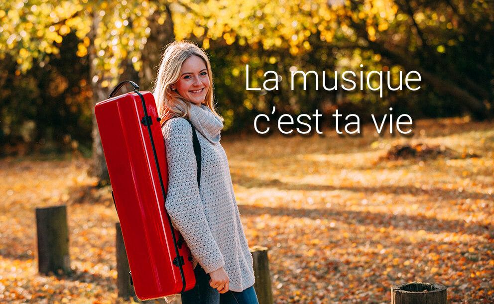 Paganino – Tout pour les cordes