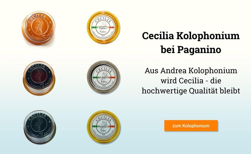 Cecilia Kolophonium >