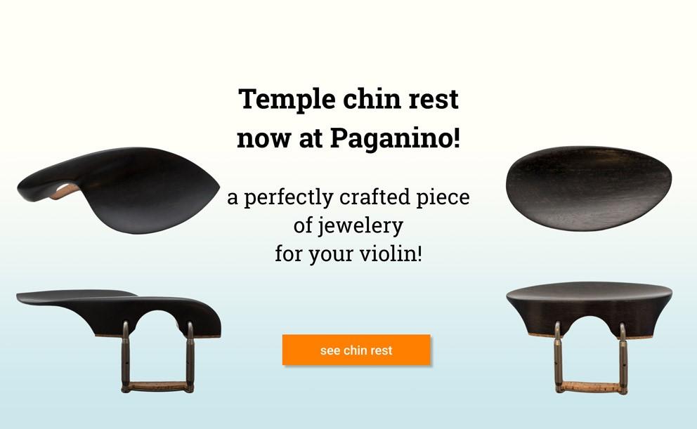 Tempel chin rest >