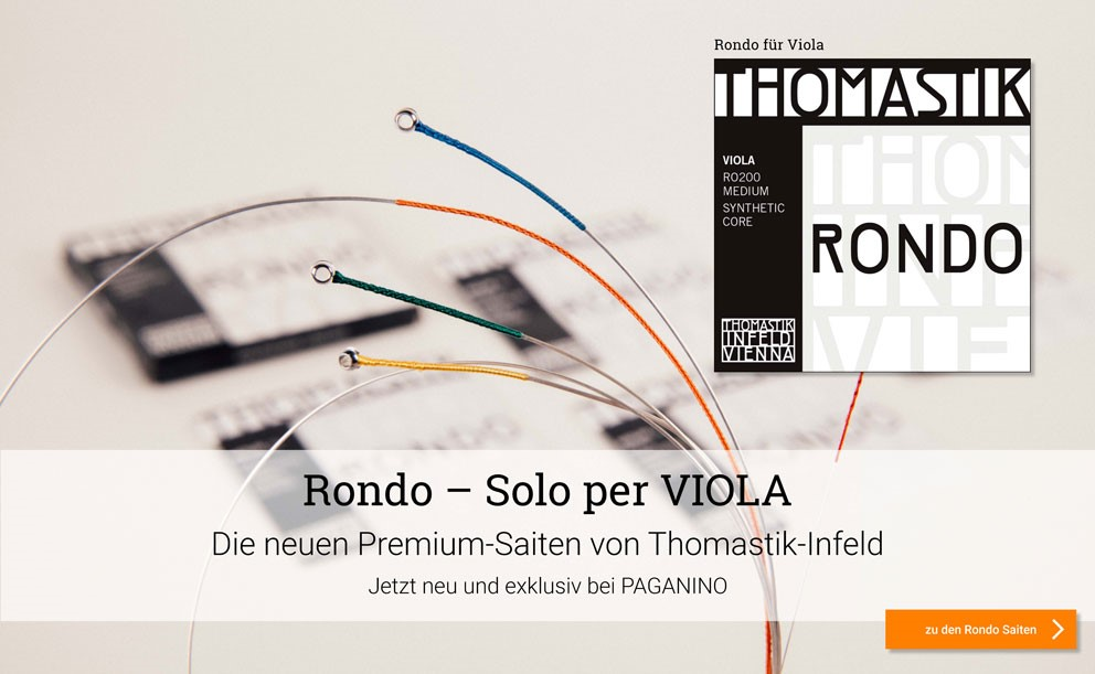 THOMASTIK Rondo Violasaiten >