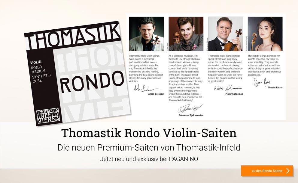 THOMASTIK Rondo Violinsaiten >