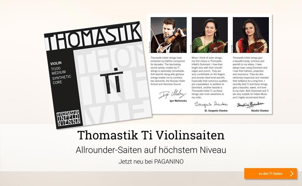 THOMASTIK TI Violinsaiten >